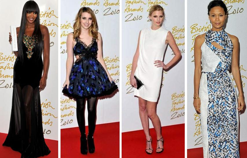 british fashion awards Best of British