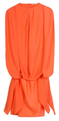 Carven Apricot minidress1 Ask Anna   Your What to Wear Crises Solved!