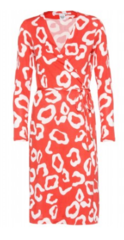 Diane von Furstenburg Terrazzo wrap dress Diane von Furstenburg dresses   Its a Wrap