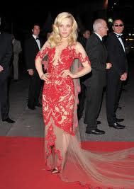 Rachel McAdams in Marchesa What They Wore to Cannes  Now You Can(nes)