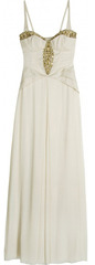 Temperley London long Viennetta dress Best Dress: Rent BAFTA Ball Gowns