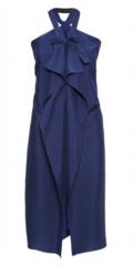 Roland Mouret dress. Hire: £79. RRP: £405.