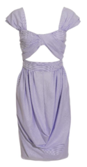Carven Cut Out Dress - Hire: £79 - RRP: £420