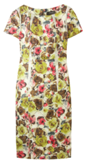 Thakoon silk floral dress From Players to Spectators Polo People Profile