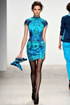 HF1 London Fashion Week AW12: Holly Fulton