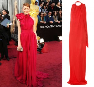 emmastone 300x280 Get the Oscars look