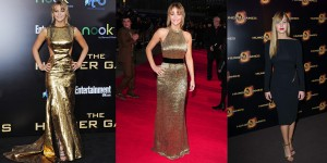 JenLaw 300x150 The week in dresses: Hunger Games special