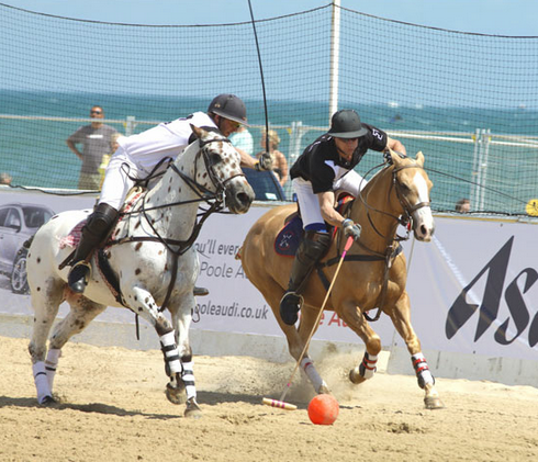 Polo4 Win 2 tickets to the British Beach Polo Championships 2012