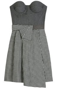 gingham The week in dresses