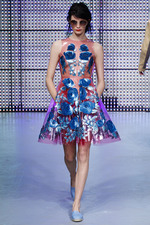 Colour HollyFulton1 London Fashion Week SS13: The Future is Bright