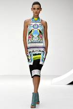 Colour MaryKatrantzou1 London Fashion Week SS13: The Future is Bright