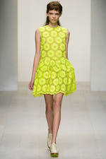 Colour SimoneRocha12 London Fashion Week SS13: The Future is Bright
