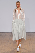 Nicole Farhi2 London Fashion Week SS13: Ladylike Elegance