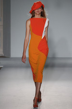 RI41 London Fashion Week SS13: Roksanda Ilincic