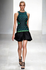 david koma1 London Fashion Week SS13: Expect the Unexpected