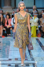 vivienne westwood red label2 London Fashion Week SS13: Ladylike Elegance