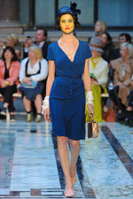 vivienne westwood red label3 London Fashion Week SS13: Ladylike Elegance
