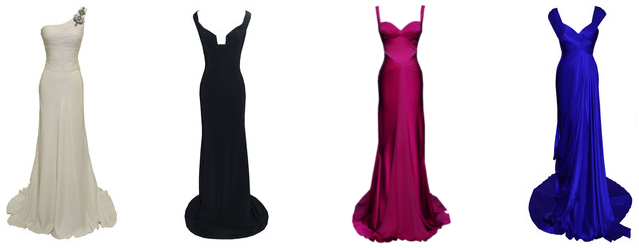 Dina Barel 1 Evening dresses in high demand from Dina Bar El