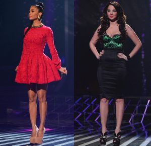 X factor X Factor Dress Report