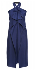Roland Mouret dress. Hire: £79. RRP: £405.