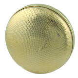 Shana London - round lizard - gold