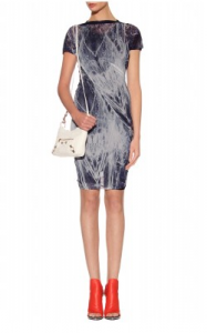 Printed Dress by McQ Alexander McQueen