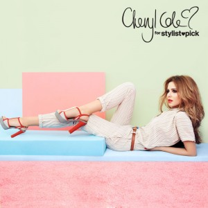 Cheryl Cole for Stylist Pick